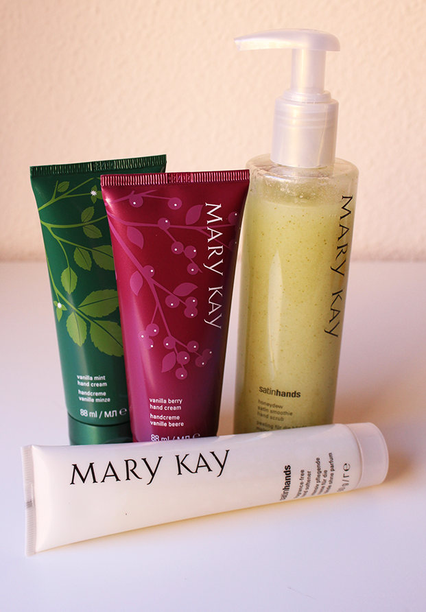 Kit de manicura Mary Kay