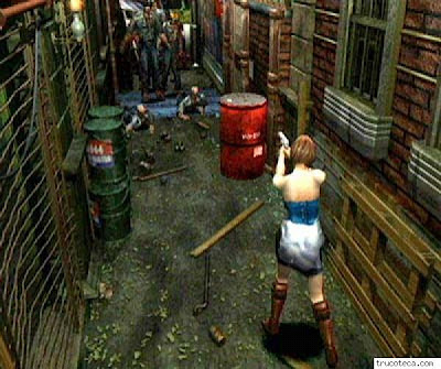 free download RESIDENT EVIL 3 NEMESIS game for pc