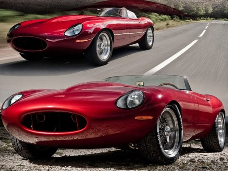 2010 Jaguar E Type Speedster photo - 2
