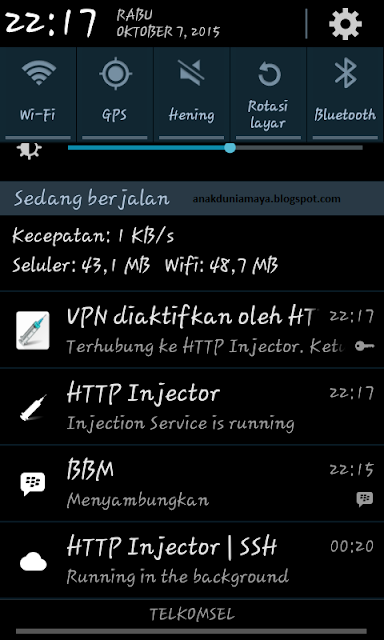 Http Injector