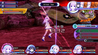 Hyperdimension Neptunia Re Birth2 Games