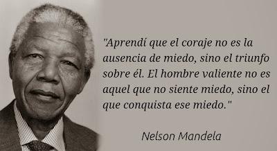 Enseñanza de Nelson Mandela