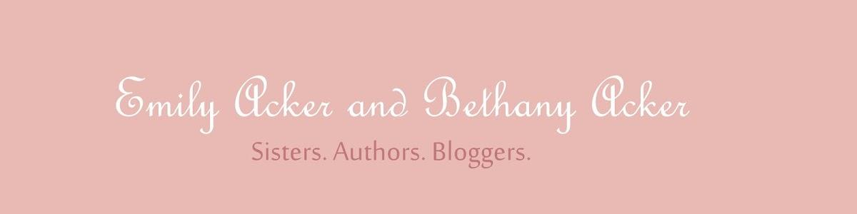 Emily Acker and Bethany Acker, Authors