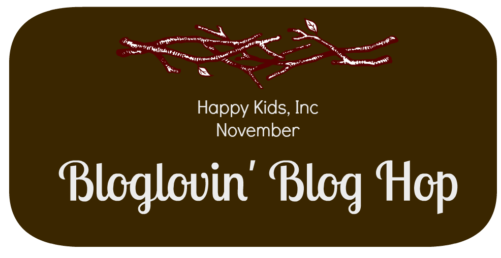 Bloglovin' Blog Hop #95