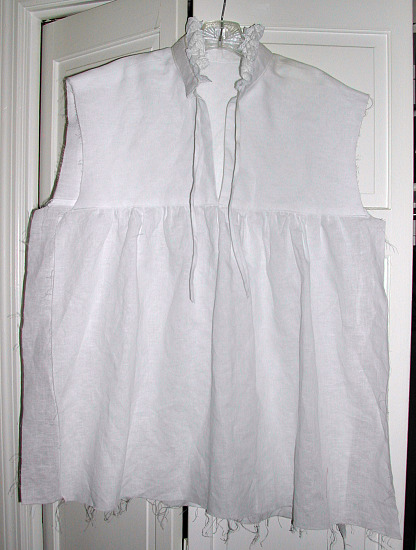 Ren Faire Costume - Easy Puffy Shirt? Hah!