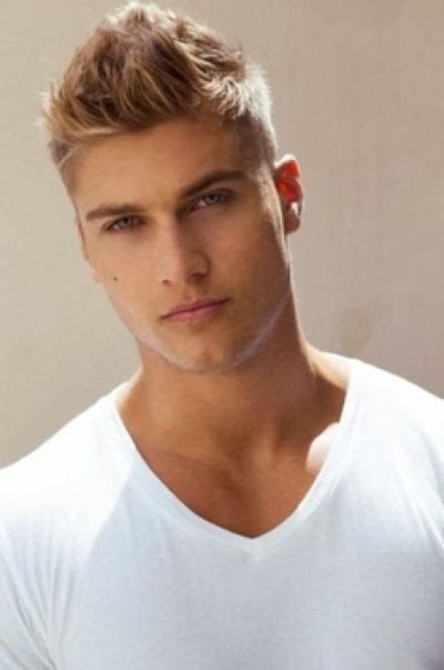 sexy hairstyles men : ... men / Short hairstyles for men / short sexy office hairstyles for men