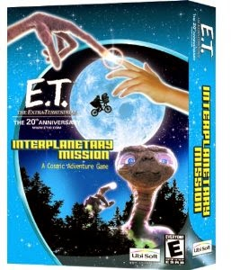 E.T.INTERPLANETARY MISSION
