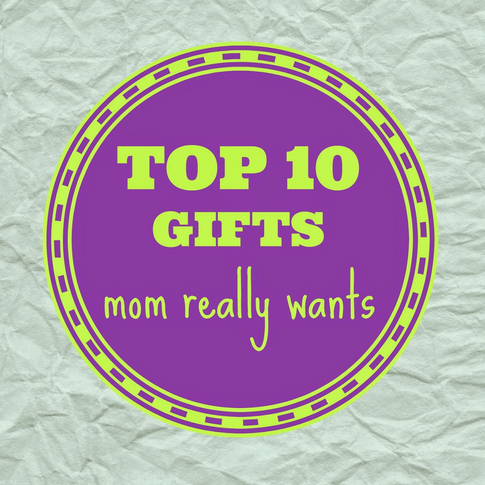 TOP 10 gifts for mom that she actually wants