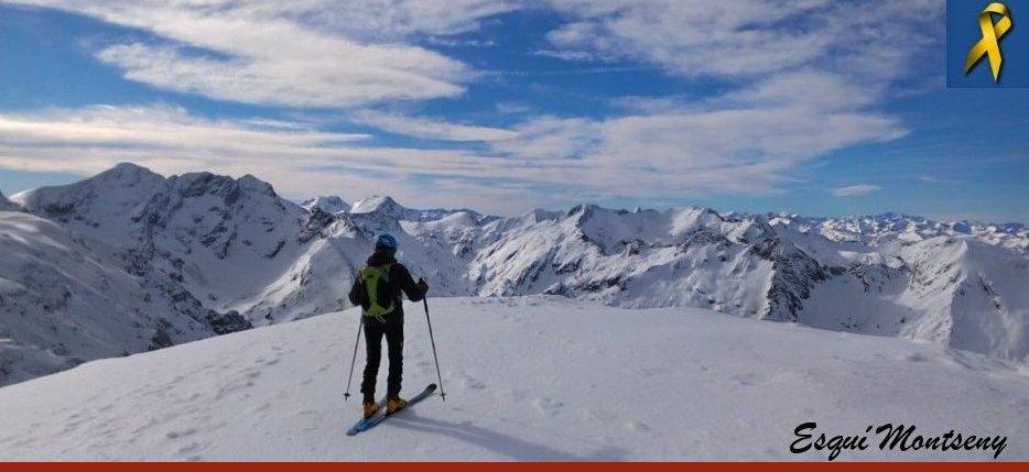 Esqui Montseny