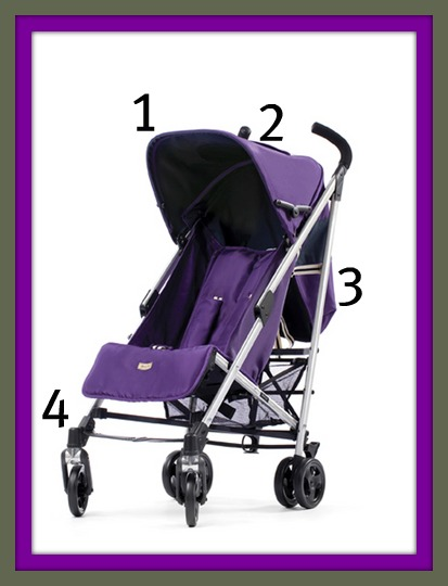 lightweight stroller, stroller review, Musty stroller