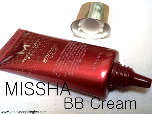 missha perfect cover bb cream review swatches