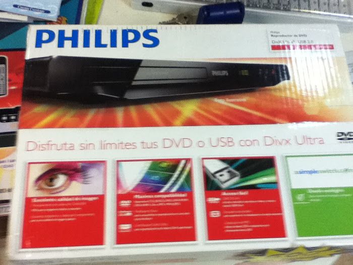 DVD PHILIPS 500BSF