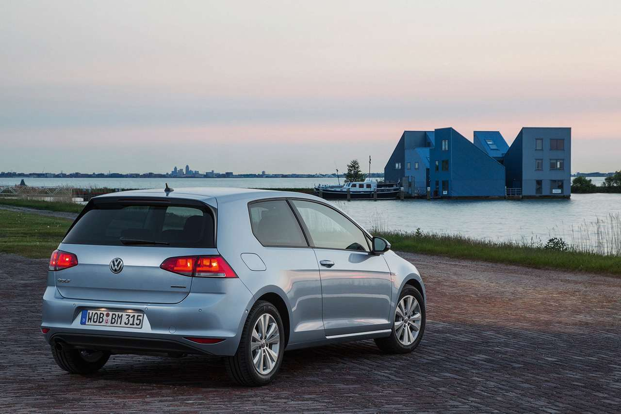 Volkswagen Tdi Mpg Vw Golf Tdi Bluemotion Takes Fuel Efficiency To A New Level With