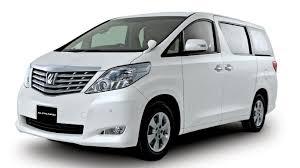 Rental Toyota Alphard Di Jakarta