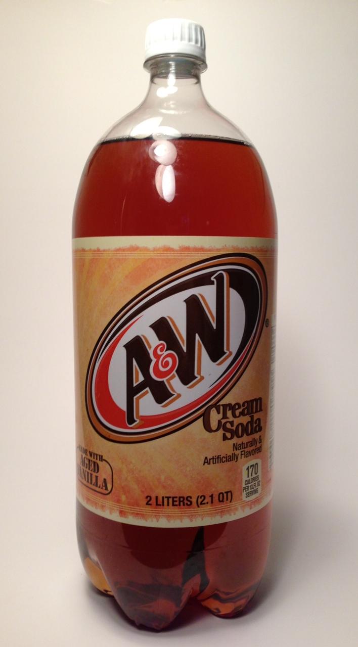 Can Cream Soda ~ Soda and candy a w cream