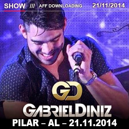 Gabriel Diniz – Pilar – AL – 21.11.2014
