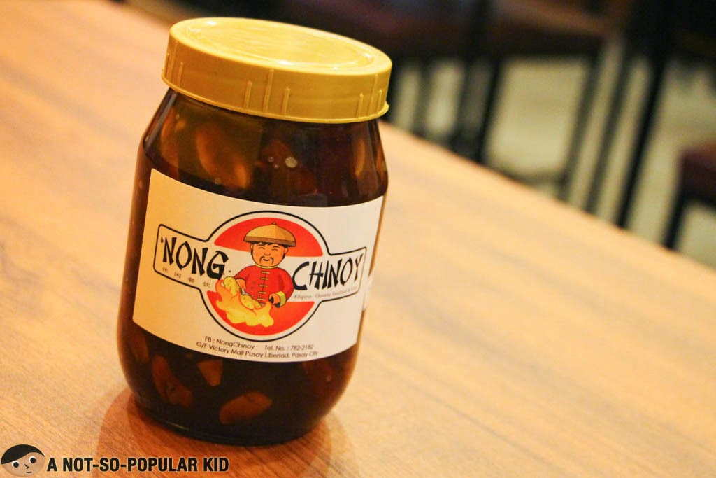 Coco Jam with Pili Nuts by Nong Chinoy