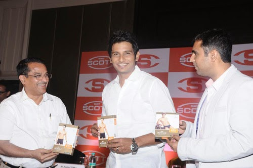Jiiva latest Stills at Dixci Scott Launch