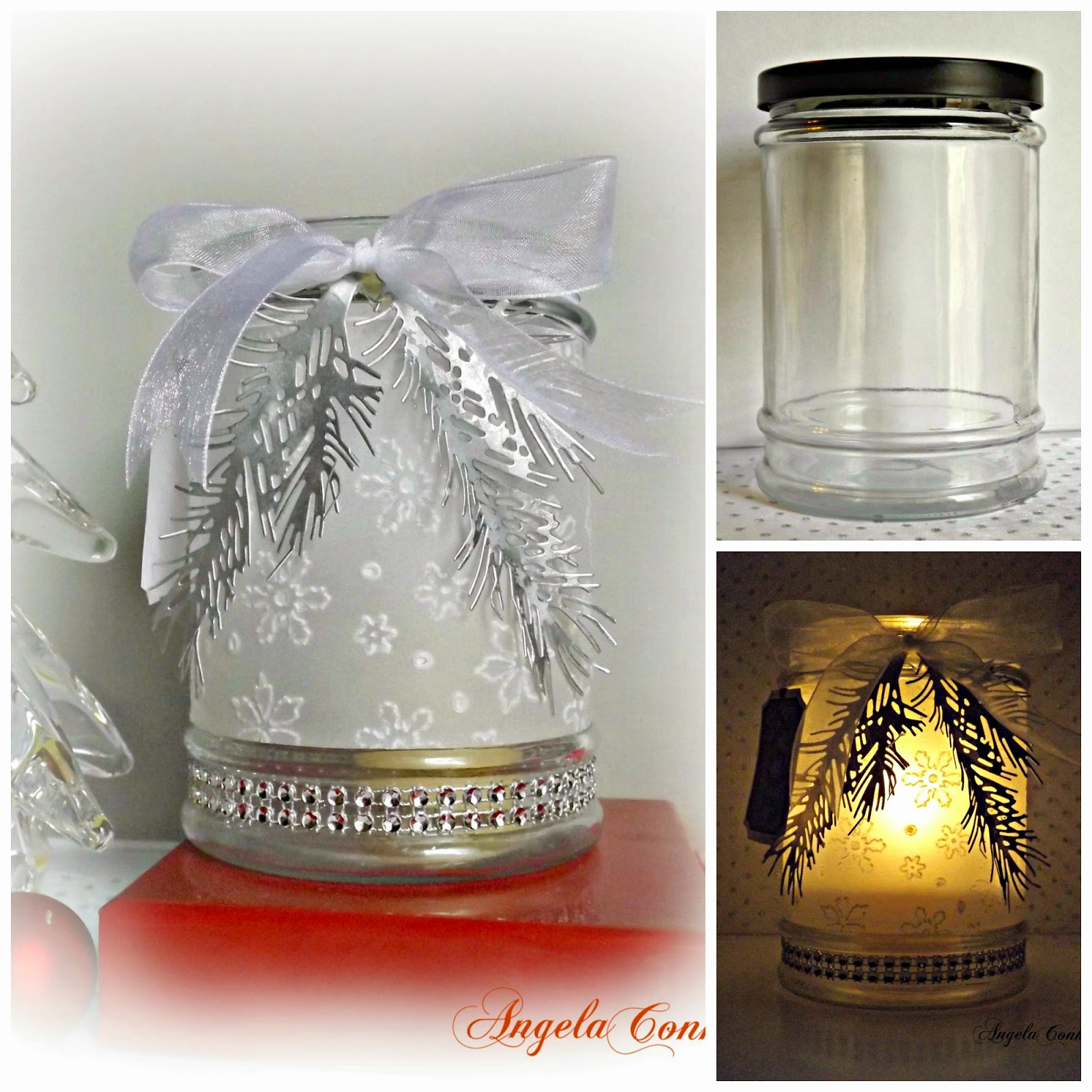 Repurpose or Alter an Old Candle Jar and a Soup Can