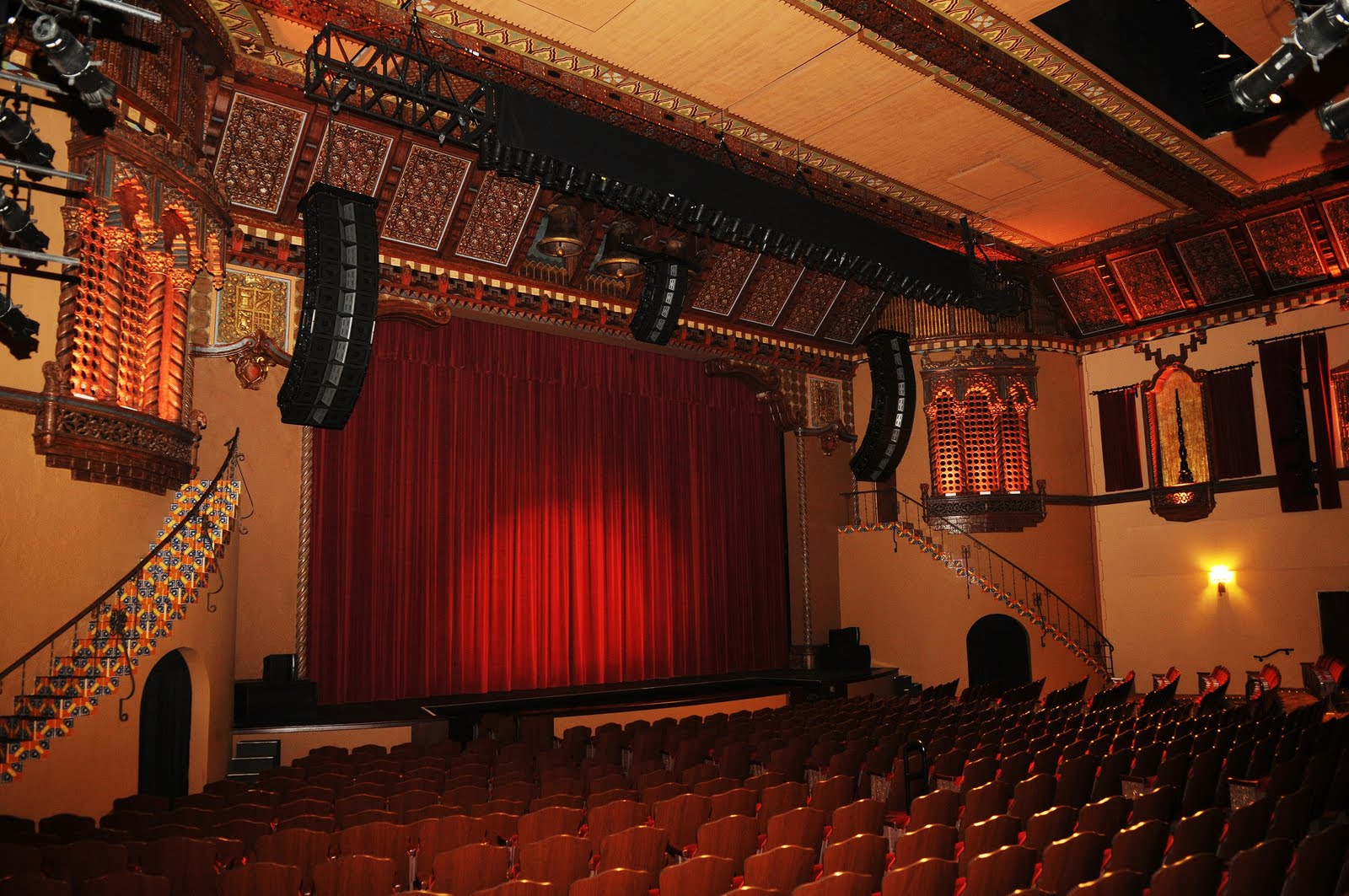 News Fox Performing Arts Center Upgrades Audio System