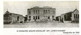 Escola Dr. Lopes Chaves