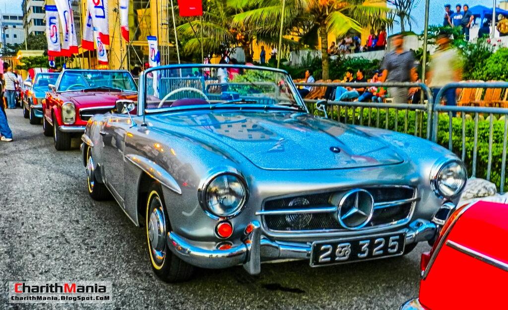Charithmania Classic Cars Sri Lanka