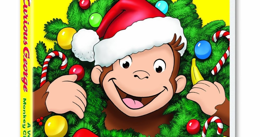 Mainlining Christmas: Curious George: A Very Monkey Christmas (2009)