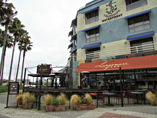 Jack London Square // Waterfront Hotel & Lungomare