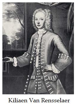 Patroon Kiliaen Van Rensselaer