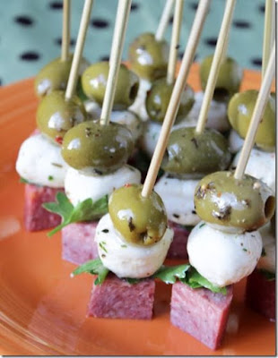 Tasty Last Minute New Year's Appetizers Ideas