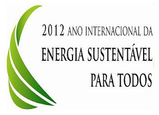 2012 Ano Internacional da Energia Sustentável