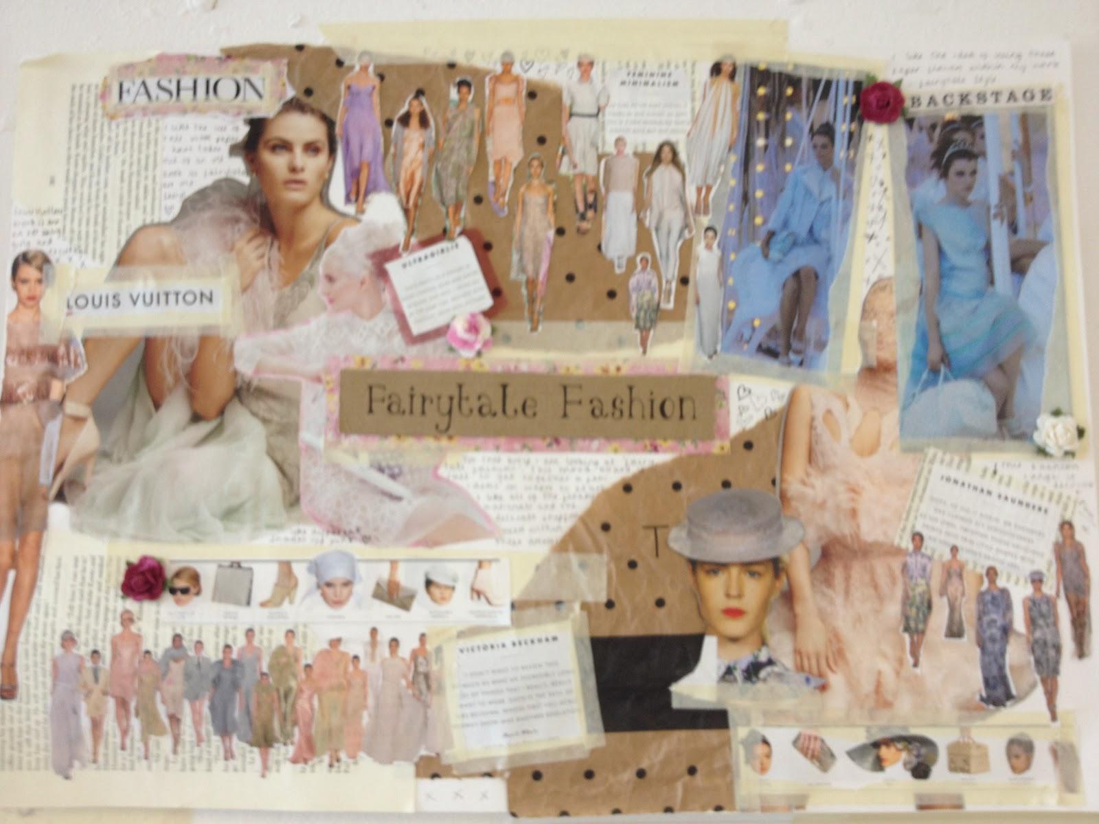 Fairytale Fashion Mood Board 1087629830