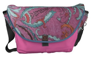 Colorful Messenger Bag
