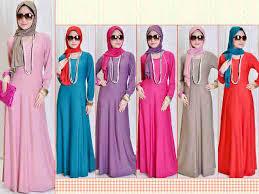 Baju Muslim Gaul