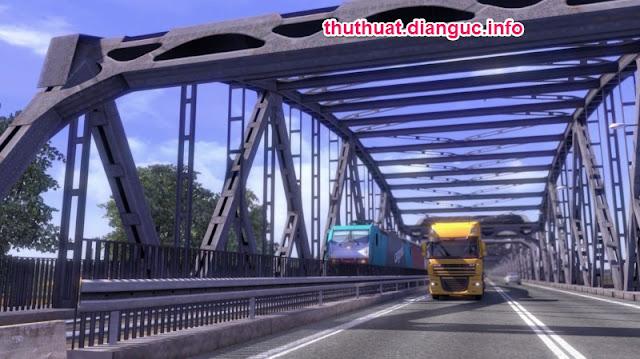 Download game Euro Truck Simulator 2 Full Mod