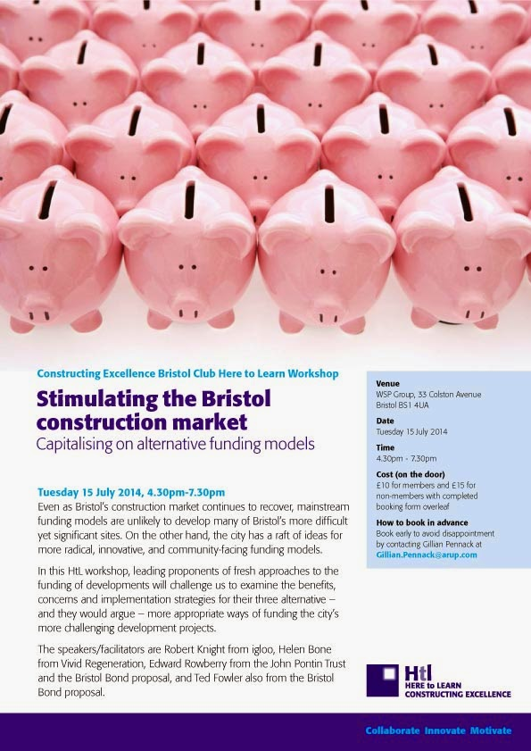 Stimulating the bristol construction market