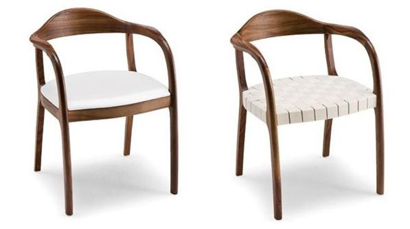 Sillas de madera inspiraci n espacios en madera for Silla vater