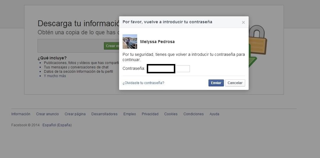 Facebook lo sabe todo de ti