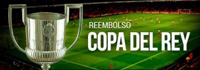 luckia reembolso 5 euros Cornella vs Real Madrid copa 29-10