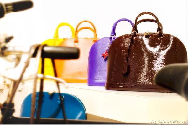 Psynopsis Louis Vuitton AW12 Bags