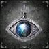 Cosmic Eye Watcher Badge
