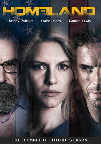 Homeland 3ª Temporada Torrent – BluRay 720p Dual Áudio (2014)