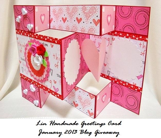Lin Handmade Giveaway