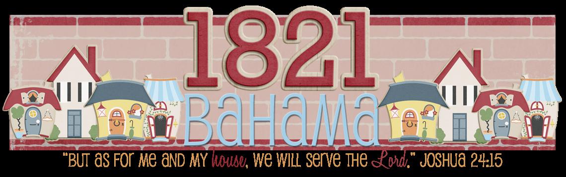 1821 Bahama