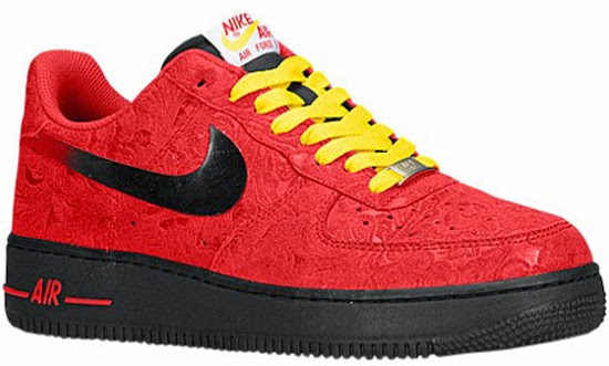 ajordanxi Your #1 Source For Sneaker Release Dates: April 2014. nike air  force 1s lebron all red shoes