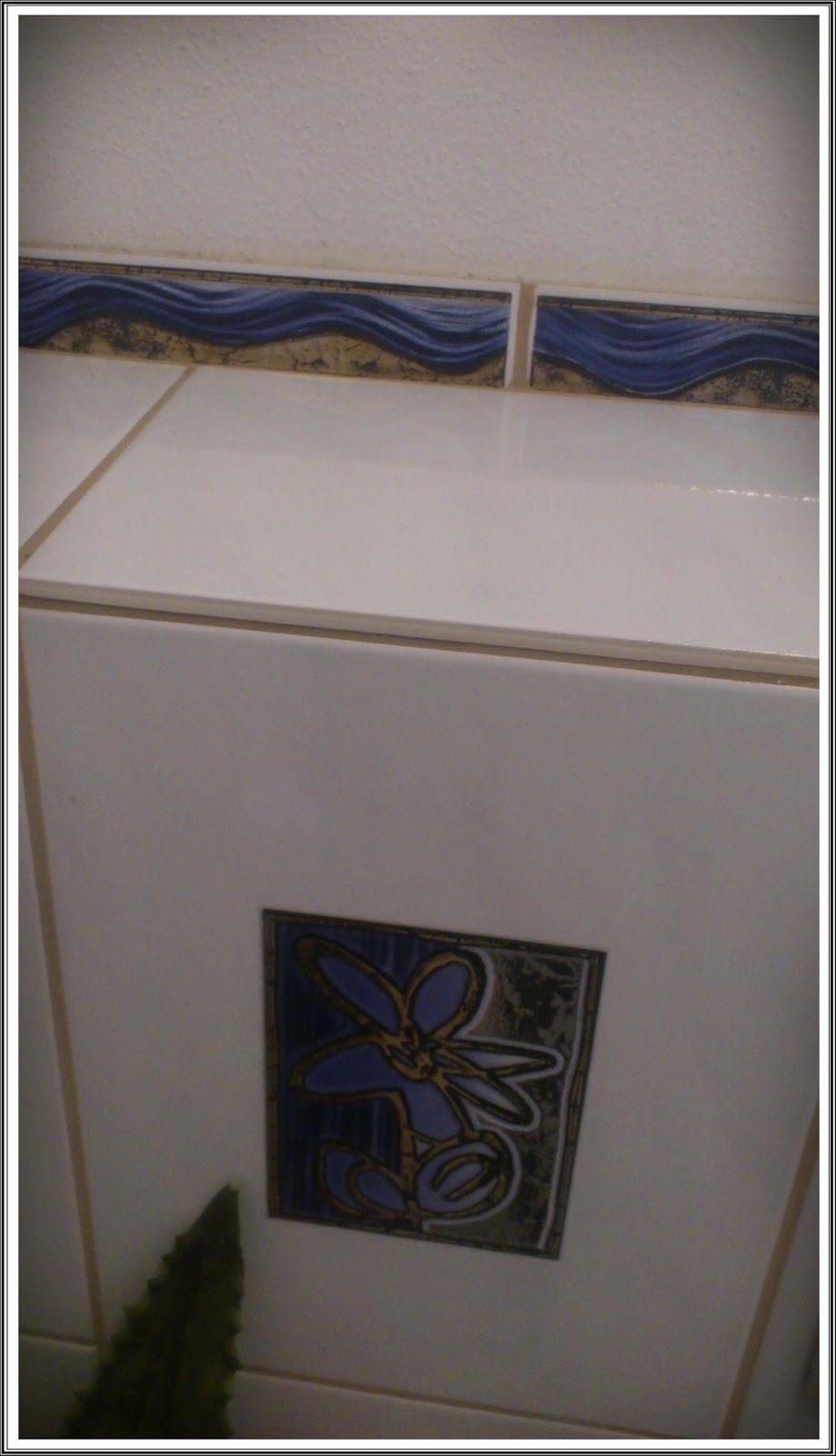 Diy vorher nachher wc makeover wohnprojekt wohnblog for Dekorfolie fliesen