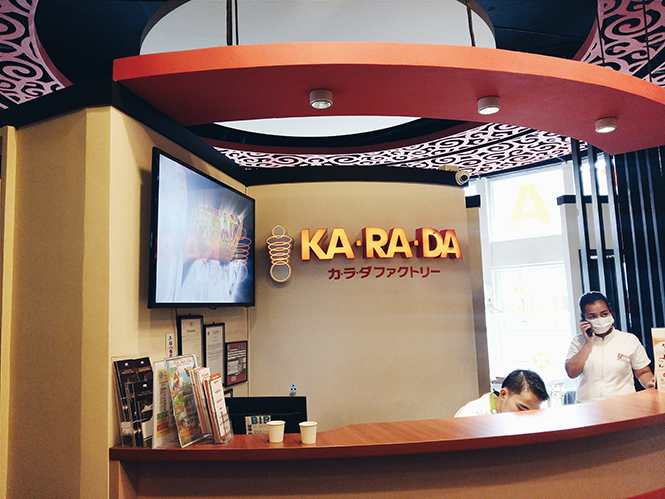 karada, chiropractor philippines, bone crack taguig