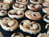 mincemeat palmiers alternative to mince pies