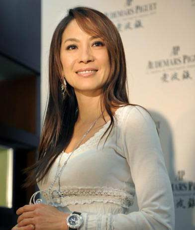 Michelle Yeoh Hot Pics