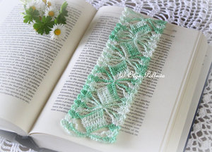 Lace Bookmark Pattern, $2.25